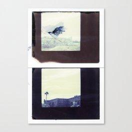 Bird Fortress Canvas Print