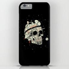Planet Space Skull  iPhone 6 Plus Slim Case