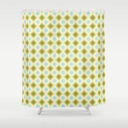 Southwest Geometric Shower Curtain
