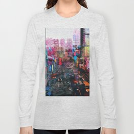 Sweet City Long Sleeve T-shirt