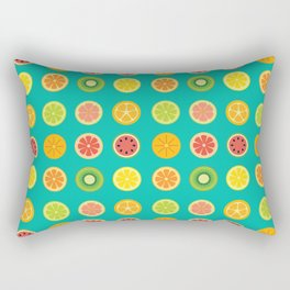 SLICE - grid Rectangular Pillow