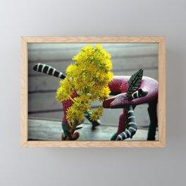 Side Swiped Framed Mini Art Print