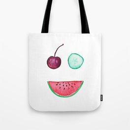 Happy Fruit II Tote Bag