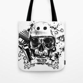 SkullAndCrossbones Tote Bag