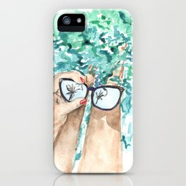 Pool Time iPhone Case