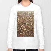 tokyo Long Sleeve T-shirts featuring Tokyo by JuanAndresChacin