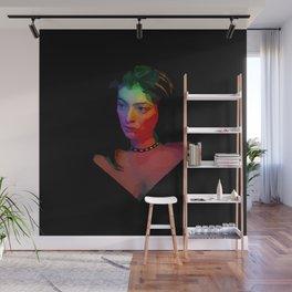 Lorde Wall Mural