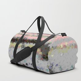Lights of nature Duffle Bag