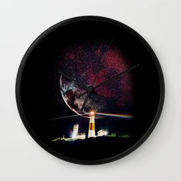 The Dark Side of Wall Clock