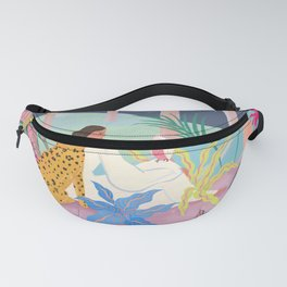 Better Together at Night  Fanny Pack