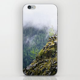 Rocky Cliff Face iPhone Skin