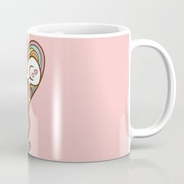 Sleeping Unicorn Coffee Mug