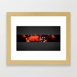 oPc Framed Art Print