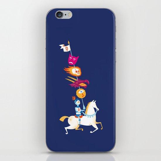 Lancelot iPhone & iPod Skin