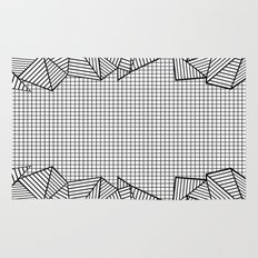 Grids and Stripes Rug