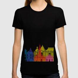 Lille skyline pop T-shirt