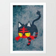 725 Art Print