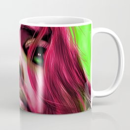 FaceonGreen Coffee Mug
