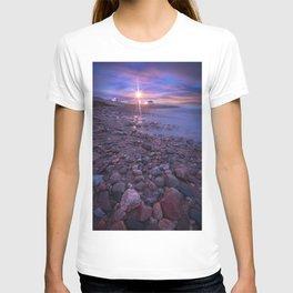 Judith Point Lighthouse T-shirt