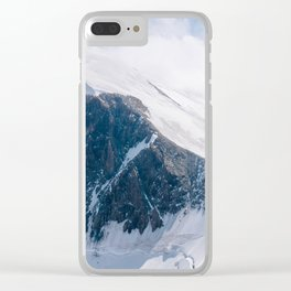 Canton of Valais Clear iPhone Case