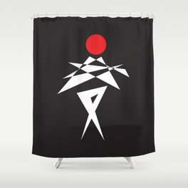 BODIES n.7 Shower Curtain