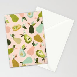 Pear Collection – Blush Stationery Cards