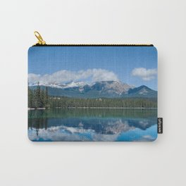 Pyramid Lake Reflections Photography Print Carry-All Pouch