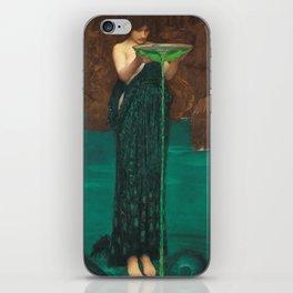John William Waterhouse - Circe Invidiosa iPhone Skin