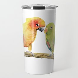 Parakeet - Friendship Travel Mug