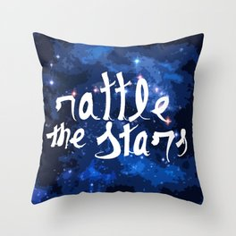 TOG -- Rattle the Stars Throw Pillow