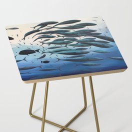 School of Fish Side Table