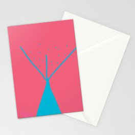 Modern Lovers #2 Stationery Cards