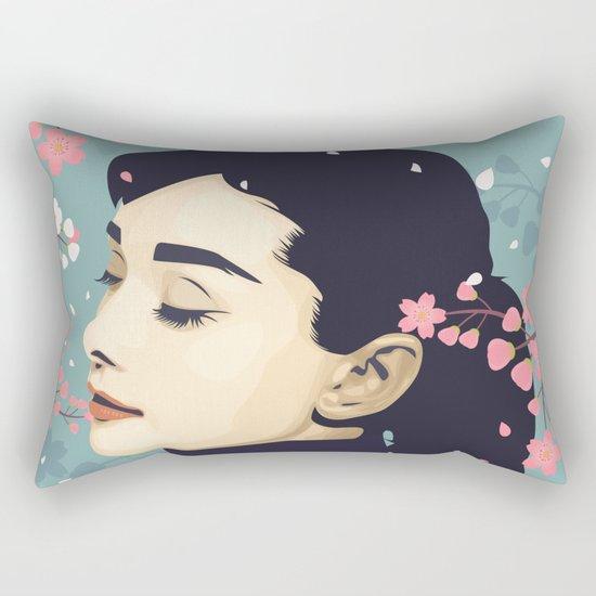 Bloom Hepburn Rectangular Pillow