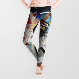 A Center - Wassily Kandinsky Leggings