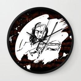 Paganini (2) Wall Clock