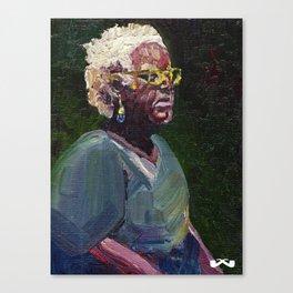 Gullah. Canvas Print
