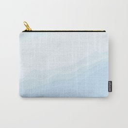 Souffle , blue Carry-All Pouch