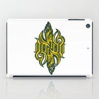 starcraft iPad Cases featuring Angel 3K ambigram by LoneLeon