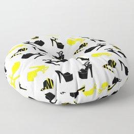 Heels love Floor Pillow
