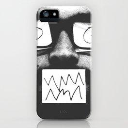 Post it Man iPhone Case
