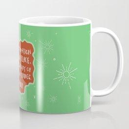A New Way of Looking At Things Coffee Mug