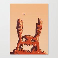Rabbit Rock Canvas Print