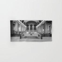 Main Concourse, Grand Central Terminal, New York Hand & Bath Towel