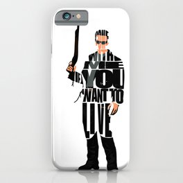 The Terminator iPhone Case