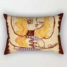 Niwawa - The Ophan Doll Rectangular Pillow