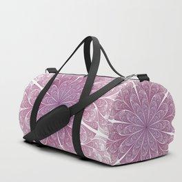Pink Swirls Duffle Bag