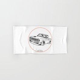 Crazy Car Art 0188 Hand & Bath Towel