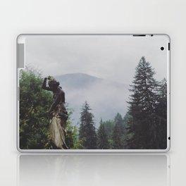 In The Mists of Romania Laptop & iPad Skin