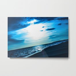 Blue Dream - ILL Design - Roth Gagliano Metal Print