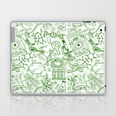 School Chemical pattern #1 Laptop & iPad Skin